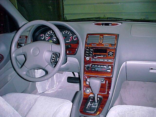 Nissan Maxima Dash Kit Photos